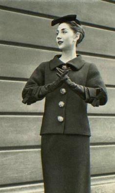 1955 Balenciaga