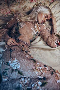 Vogue China May 2012