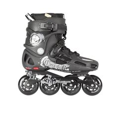 Patines línea Twister 80 DECATHLON #Roller. http://www.decathlon.es/twister-80-id_8166795.html
