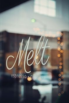 Melt- Satisfy your sweet tooth at Midtown's espresso and gelato shop