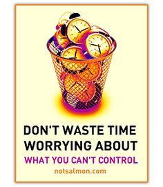 When you stop wasting energy on regret, anger fear.... - Karen Salmansohn