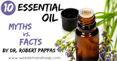 10 Essential oil myt