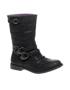 Blowfish Tough Love biker boot  $122.22