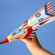 Free download pdf- Mickey Mouse Paper Airplane-It's an old-fashioned paper airplane with Mickey Mouse at the controls! The kids will have a blast flying this colorful Disney printable jet around the backyard.
