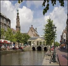 My hometown, Leiden, NL