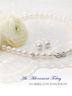 Wedding Day Pearls, For The Wedding Day - Mikimoto