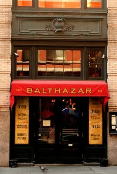 Balthazar | New York