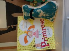 Amazing Primrose by Alex T Smith, featuring a familiar pug!