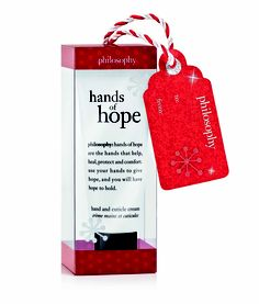 philosophy hands of hope 30ml ornament - $12.00