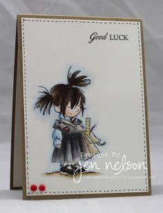 LOTV - Back to School Girl by DT Jen