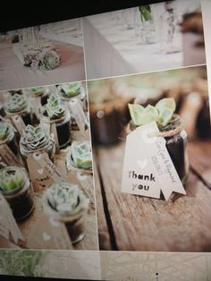 Wedding favors flowers that love forever