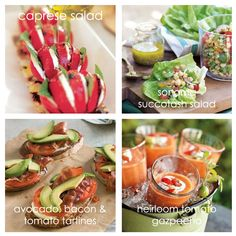 4 No-Cook Recipes For Summer