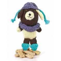 Knitted Animals on Pinterest Little Cotton Rabbits ...