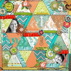 Templates Shaped Up Triangles by Amy Martin available at The Lilypad; Goodbye Summer Papers by Sabrina Dupre Designs available at The Lilypad; Forever Young Papers by Little Butterfly Wings available at The Lilypad; Hello, Goodbye Papers by Michelle Godin available at The Lilypad; Lost in the Meadows Papers by Michelle Martin available at The Lilypad; Sweetness Papers by One Little Bird available at The Lilypad; Pretty Trims No 1 by Sahlin Studio available at The Lilypad; Forever Young Elements