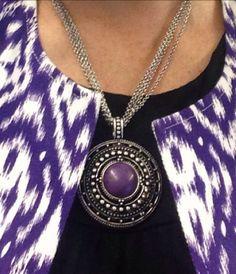 Byzantine necklace! #pdstyle
