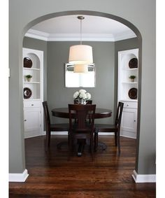 Small Dining Room Ideas - Home and Garden Design Ideas..love paint