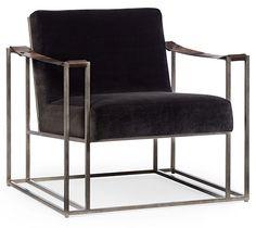 Fantastic style. Bernhardt | Dekker Chair (B3212)