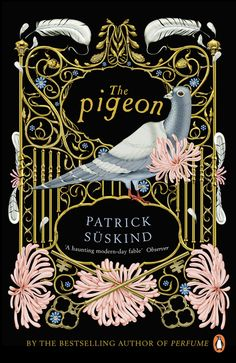 The Pigeon – Illustration by Klaus Haapaniemi /  Design by Yeti McCaldin