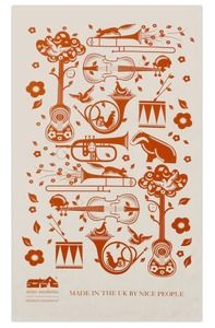 Image of Pet Sounds Tea Towel