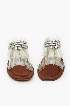 Tobago Tassel Sandal