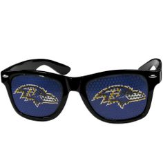 NFL Baltimore Ravens Game Day Wayfarers Sunglasses Promotion - http://mydailypromo.com/nfl-baltimore-ravens-game-day-wayfarers-sunglasses-promotion.html