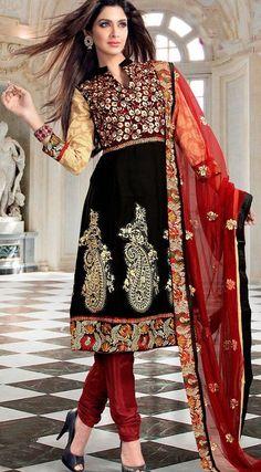 Anarkali Salwar Kameez