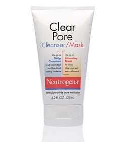 Daily Routine: I am using it as a weekly mask, it's a little harsh as a daily cleanser for my skin. It has a nice cooling sensation while the mask sets. After rinsing, I noticed clearer pores immediately. My skin felt clean, but not stripped of natural oils. This is just what my skin needed to get through summer!