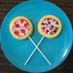 Pizza Pops!
