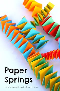How to make Paper Sp