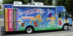 Bookmobile, Polk County (Fla.) Library Cooperative.