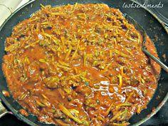 Low Carb Spaghetti - Using Broccoli Slaw! :D