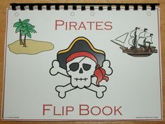 I have added a color pirate number flipbook to 1 - 2 - 3 Learn Curriculum - under the Pirate and Princess theme. I also have a B & W file done but that won't be loaded under the Pirate and Princess Worksheets are done... Currently working on that file and should have it loaded very soon.  Thank you for viewing and re-pinning. Jean