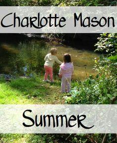 A Charlotte Mason Summer