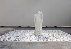 amazing paper art by peter callesen Transparent God, 2009