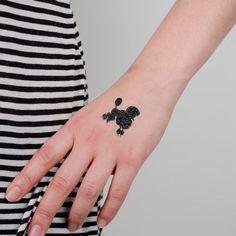 Poodle tatty :O