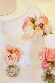 miniatur inspir, flower, peoni, austen rose