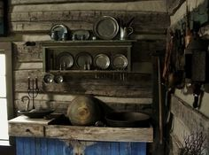 early american decor | Early American Decorating / .