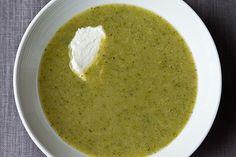 Broccoli Apple Soup by Blue Kale Road