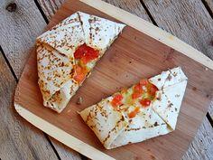 Copycat Taco Bell Crunchwrap Supreme @Amanda Formaro Amanda's Cookin'