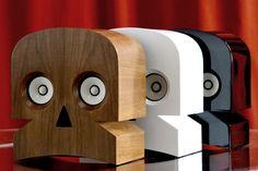 Minuskull Speaker