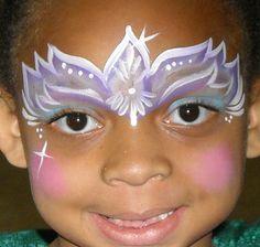 bodi idea, princess face painting, face paintings, princess crowns, body paintings, beauti paint, beauti facepaint, bodi paint, fairi princess