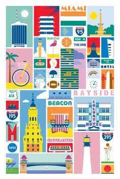 Miami Illustrated