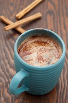 The Secret to Rich, Thick & Creamy Italian Hot Chocolate.