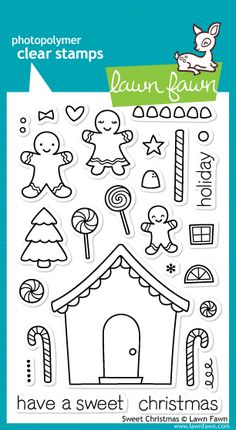 the Lawn Fawn blog: CHA Summer 2012 Stamp Reveal! part two