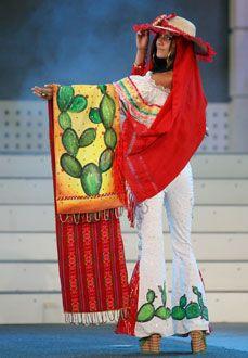 Image detail for -Presentación de los Trajes Típicos de Nuestra Belleza México 2010