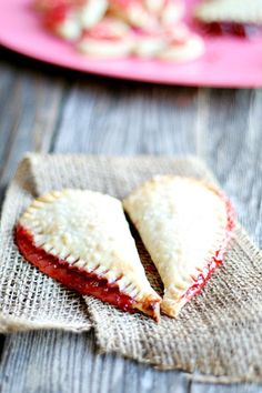 food recip, strawberri heart, french press, heart pie, heather french, strawberri mini, strawberri hand, hand pies, mini heart