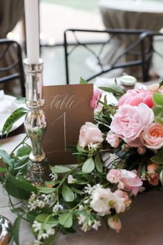 #pink #rose #peony centerpieces | Photography by carolinejoy.com, Design and Florals by http://thenouveauromantics.com  Read more - http://www.stylemepretty.com/2013/08/13/austin-wedding-from-the-nouveau-romantics-caroline-joy-photography/