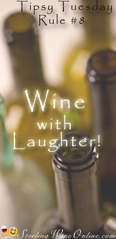 Wine with Laughter!