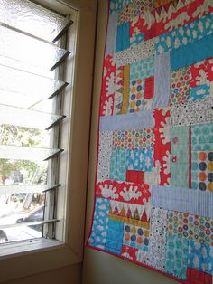 Cot quilt... Cool blocks