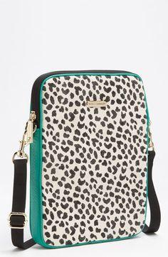 Rebecca Minkoff Leopard Print iPad Case | Nordstrom